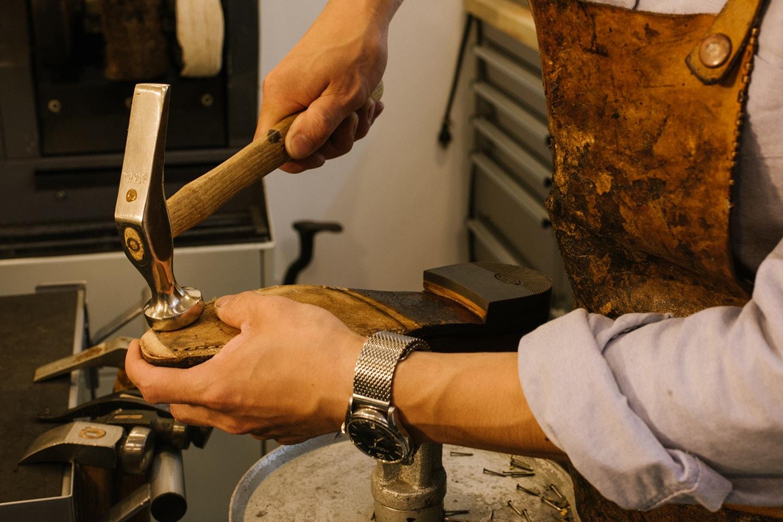 靴修理・鞄修理・レザークリーニングのお店 &leather(アンドレザー)トップページスライド写真2